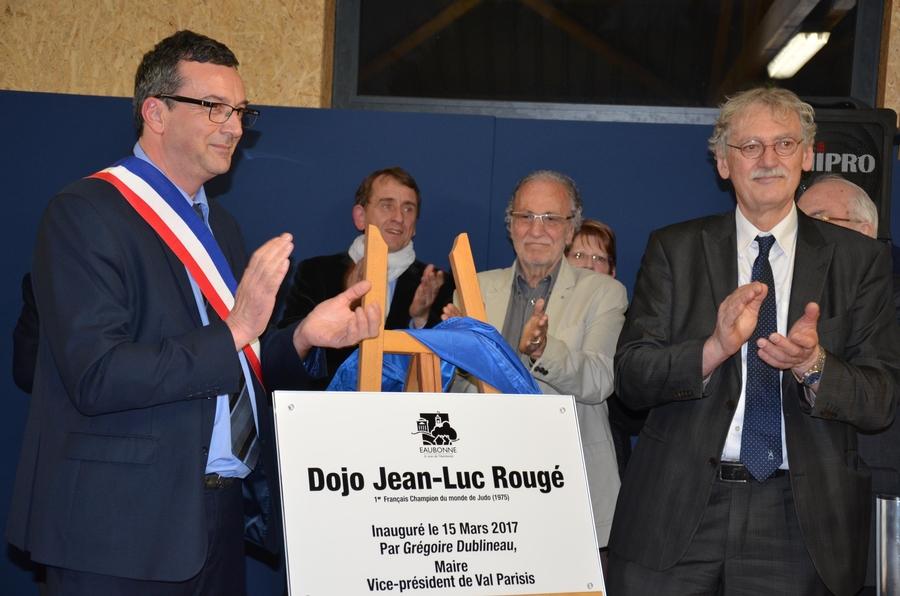 Inauguration du Dojo