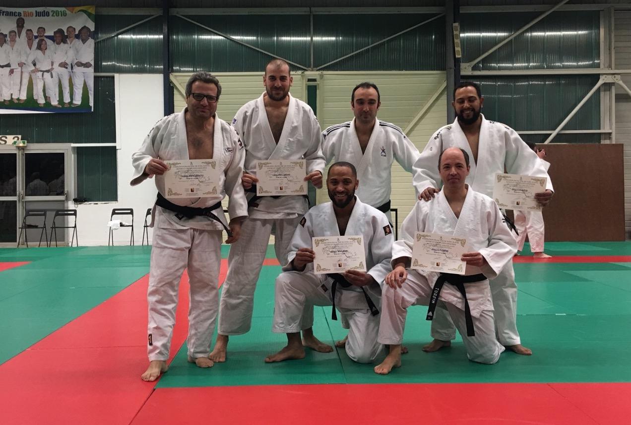 club judo eaubonne